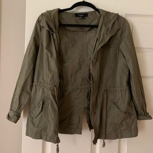 FOREVER21 ARMY GREEN JACKET